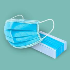 3 rétegű egészségügyi szájmaszk - 50 db