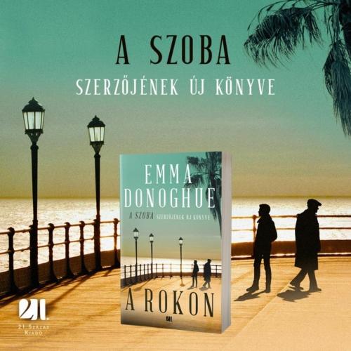 A rokon - Emma Donoghue