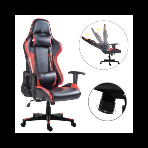Gamer szék PRO, piros