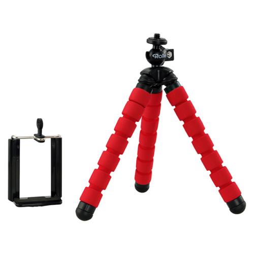 Rollei Selfie Miniállvány - vörös