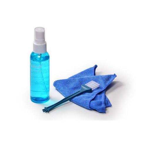 Kijelző tisztító spray, ajándék antisztatikus törlőkendővel
