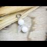 Kép 1/3 - Ártatlanság angyal tejkvarc ásvány medál
