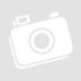 Kép 2/4 - Dina Swarovski kristályos fülbevaló - Rózsaszín virág arany szívben