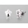 Kép 3/3 - Jazzy átlátszó SWAROVSKI® kristályos fülbevaló - Virág Crystal