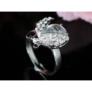 Kép 4/4 - Katicabogaras Swarovski kristályos állítható gyűrű