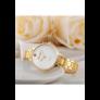Kép 3/3 - Luxury Look arany Geneva fémszíjas női karóra