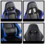 Kép 2/3 - Gamer szék PRO, kék