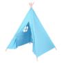 Kép 3/3 - Indián sátor gyerekeknek - kék