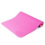 Kép 2/3 - Jóga matrac, ajándék táskával - rózsaszín