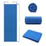 Kép 5/5 - Csúszásgátlós jógatörölköző ajándék táskával - kék