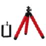 Kép 1/5 - Rollei Selfie Miniállvány - vörös