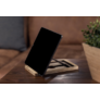 Kép 6/6 - Krea-Wood nyírfából készült tablet tartó állvány, natúr színben